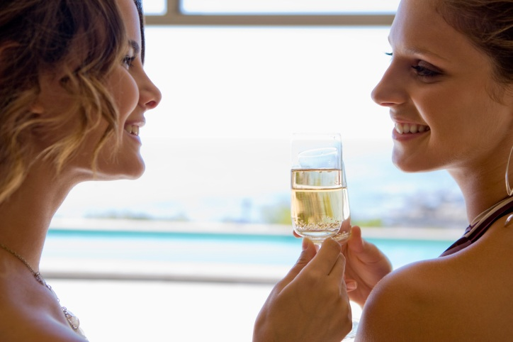 Bubbly For a Bride-to-Be?