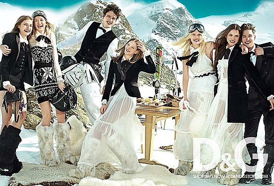 D&G Fall 2010 Ads