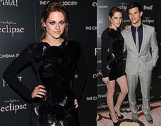 PIctures of Kristen Stewart's New Light Hair at NYC Eclipse Screening