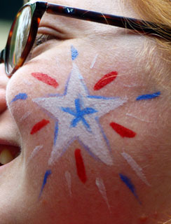 Fourth of July Makeup: Do or Don't?