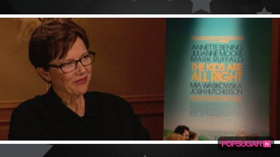 Interview With Annette Bening About The Kids Are All Right