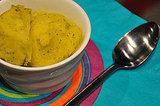 Simple Mango Mint Sorbet Recipe