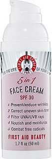 First Aid Beauty 5 in 1 Face Cream SPF 30 Sweepstakes Rules