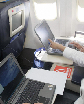In-Flight WiFi Costs Keeping Users Away