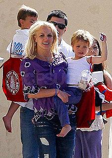 Britney Spears Fears Sex Talk With Kids