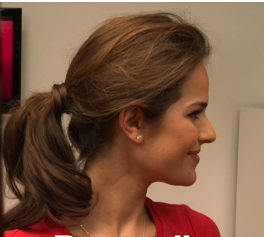 How to Create a Messy Ponytail Video 2010-07-08 15:18:55