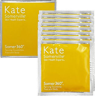 Enter to Win Kate Somerville Somer360° Tanning Towelettes
