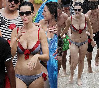 Pictures of Katy Perry Bikini