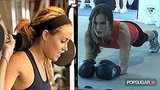 Celebrity Workout Plan From The Hills Personal Trainer