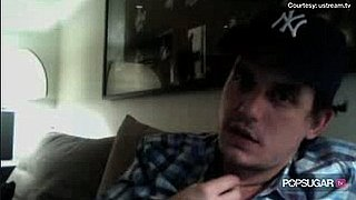 Video of John Mayer Talking About Smoking Marijuana and Twilight
