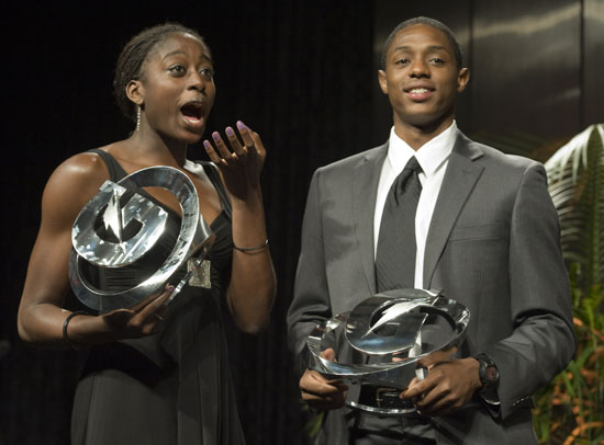 Gatorade Names Athletes of the Year