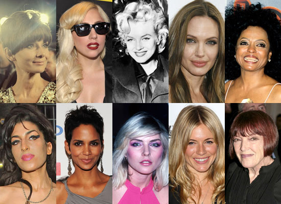 Ten Iconic Beauty Icons From the Past 100 Years