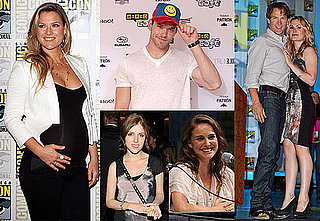 Ali Larter, Scarlett Johansson, Vanessa Hudgens and More at Comic-Con