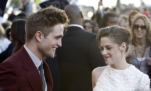 Robsten at Eclipse Premiere - New Photos