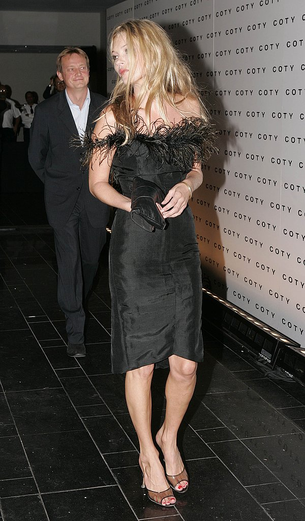 September 2004: Coty's 100th Anniversary Party