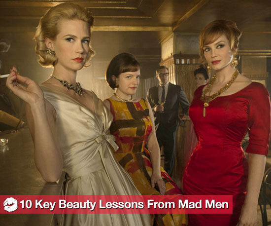 New Mad Men Season 4 Pics and Beauty Lessons 2010-07-23 07:01:09