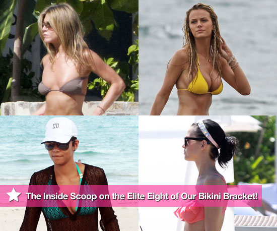 The Inside Scoop on the Elite Eight of Our Bikini Bracket!