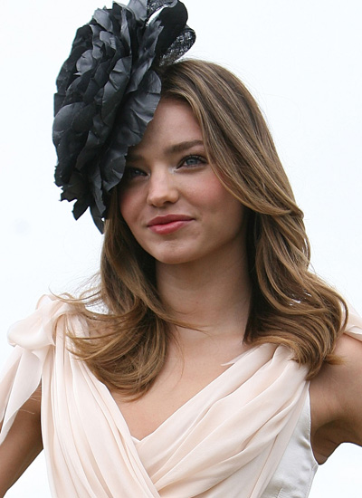 October 2009: The BMW Caulfield Cup in Melbourne