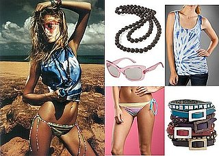 Surfer Chic Outfit Inspired by Marie Claire Italia June 2010
