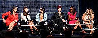 Description of CBS's The Talk Starring Leah Remini, Sara Gilbert, and Sharon Osbourne