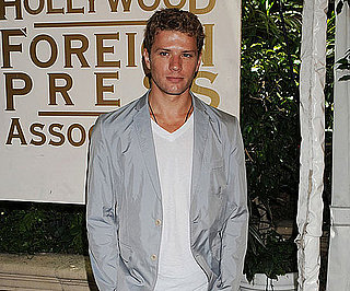 Slide Picture of Ryan Phillippe at The Hollywood Foreign Press Association Annual Luncheon