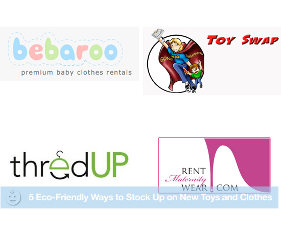 Toy Rentals, Children's Clothes Rentals, Maternity Clothes Rentals