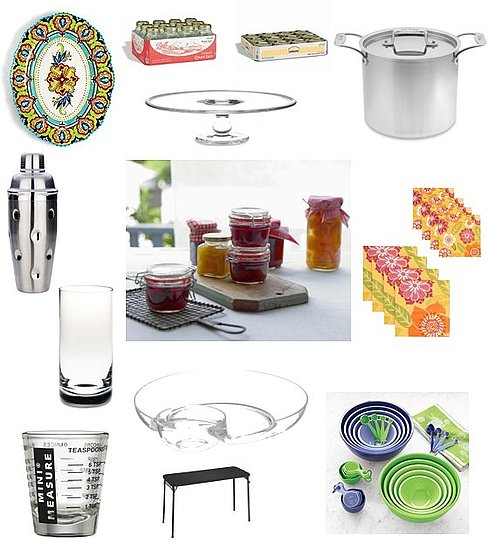 Decorating Ideas For a Preserving Party