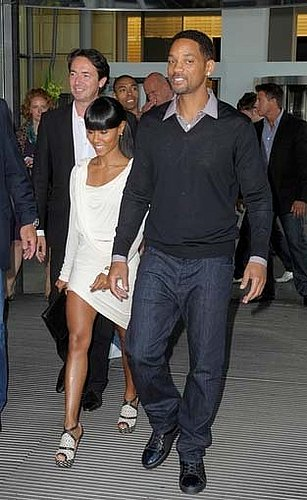 Celeb Shoe of the Day: Jada Pinkett Smith