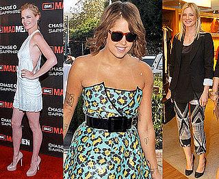 Celebrity Fashion Quiz 2010-07-31 07:55:21
