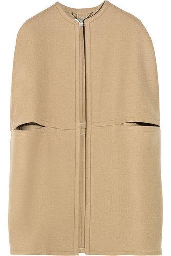Stella McCartney|Wool-blend cape|NET-A-PORTER.COM 1445