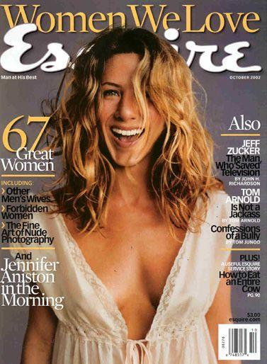 October 2002: Esquire