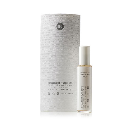 Intelligent Nutrients Certified Organic Anti-Aging Mist (approx $38)