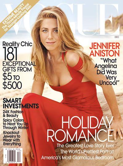 December 2008: US Vogue