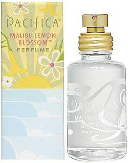 Pacifica Malibu Lemon Blossom Spray Perfume Sweepstakes Rules