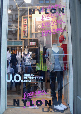 Urban Outfitters New Stores