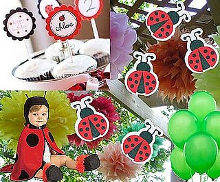 Ladybug Birthday Party