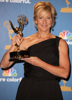 Quotes From Edie Falco in the Emmys Press Room 2010-08-29 20:57:30