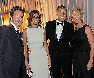 Slide Picture of George Clooney at Emmy Awards