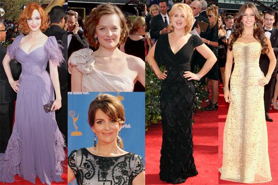 Pictures of Kelly Osbourne, Elizabeth Moss, Sofia Vergara, Tina Fey at the Primetime Emmy Awards