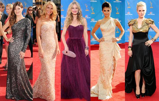 Emmy Awards 2010 : qui est la mieux habillee?