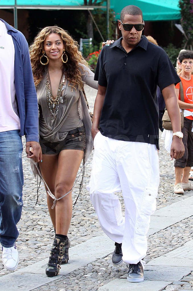 Pictures of Jay Z and Beyonce