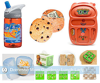 What Mom Needs to Make School Lunches