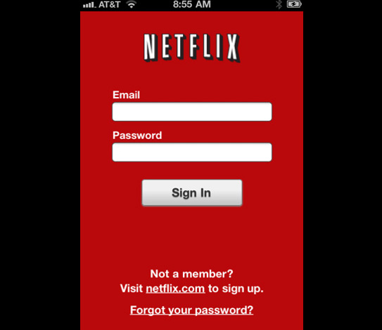 Netflix Comes to the iPhone — But Be Careful!