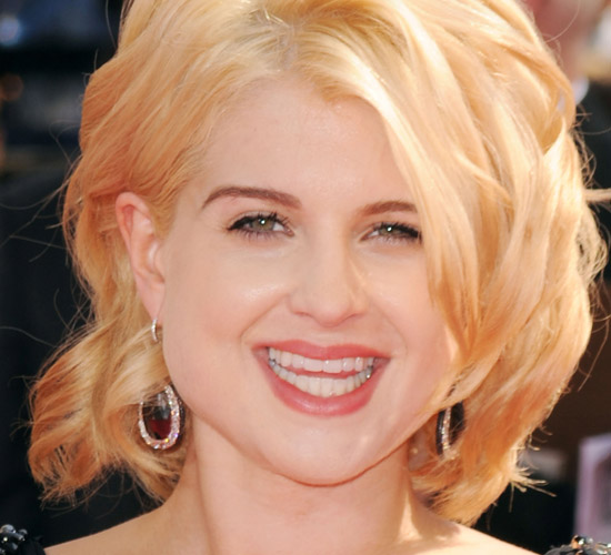 Kelly Osbourne's Makeup From the 2010 Emmys