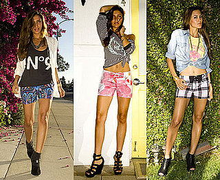 Pictures of Shortomatic and Wildfox Collection