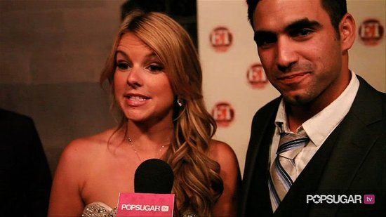 Video of The Bachelorette's Ali Fedotowsky and Roberto Martinez Talking About Wedding Plans