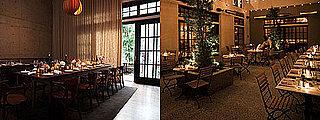 Eating Outdoors vs. Eating Indoors at Restaurants