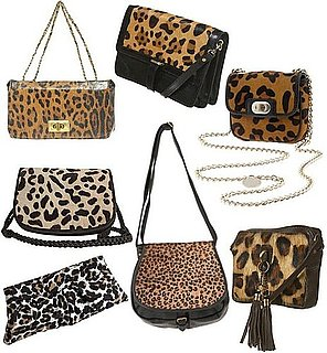 Leopard Print Handbags For Fall 2010