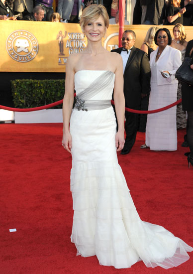 January 2010: Kyra Sedgwick at the 16th Annual SAG Awards