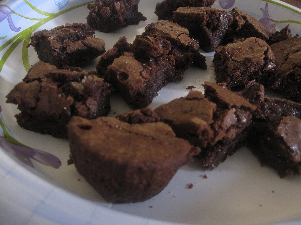 Salty Brownies